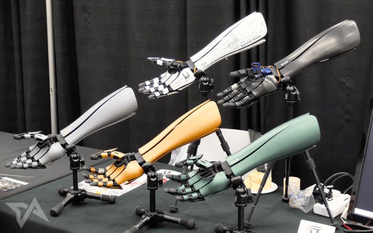 Prosthetic Arm | WEXT Community