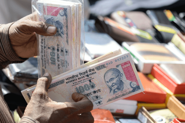 I-T raids revealed Rs 4,663 crore of undisclosed income since Demonetisation